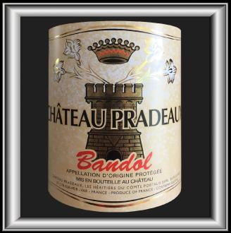 Rouge 2013, le vin de Château Pradeaux pour notre blog sur le vin