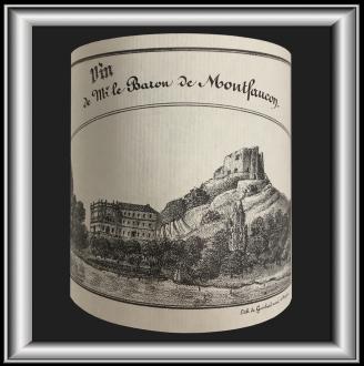 Vin de Monsieur le Baron 2011, le vin du Baron de Montfaucon pour notre blog sur le vin