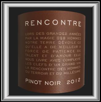 Rencontre 2012, le vin de la Cave Anne de Joyeuse pour notre blog sur le vin