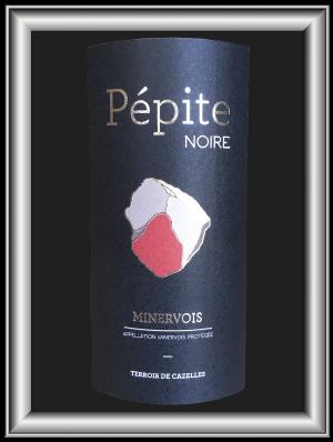 Pepite Noire 2014, le vin du Mas roc de Bô pour notre blog sur le vin