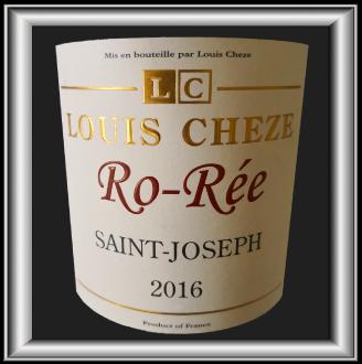 Ro-Rée 2016, le vin du domaine Louis Cheze pour notre blog sur le vin