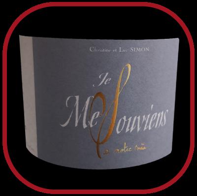 Je me souviens 2015, le vin du domaine Clos de Bagatelle pour notre blog sur le vin.