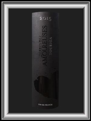 Touriga 2015, le vin du domaine Terre des Amoureuse pour notre blog sur le vin