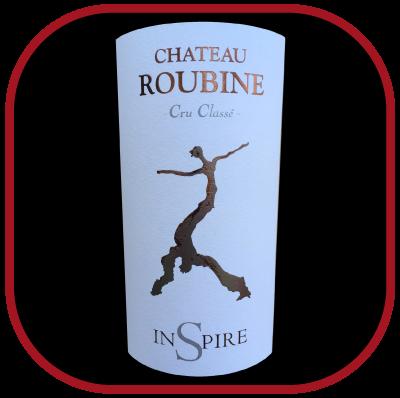 Inspire 2014, le vin du Chateau Roubine pour notre blog sur le vin