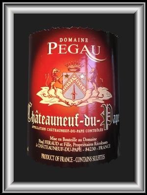 Da Capo 2015, le vin du Domaine du Pégau pour notre blog sur le vin