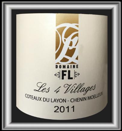 Les 4 villages 2011, le vin du domaine FL pour notre blog sur le vin