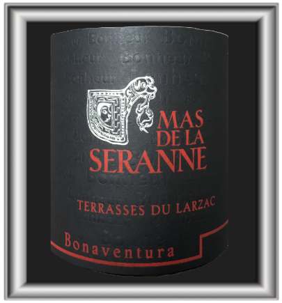 Bonaventura 2016, le vin du Mas de la Seranne pour notre blog sur le vin