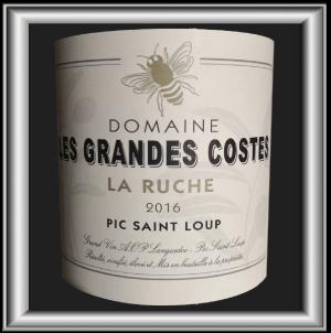 La Ruche 2016, le vin du domaine Les grandes Costes pour notre blog sur le vin