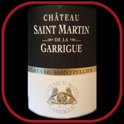 Grès de Montpellier 2015 le vin du Chateau St Jean de la Guarrigue pour notre blog sur le vin