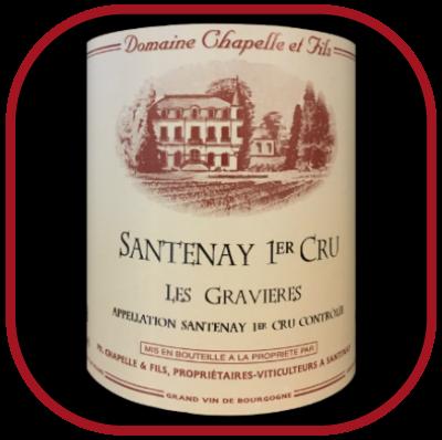 Les Gravières 2017, le vin du domaine Chapelle et Fils pour notre blog sur le vin