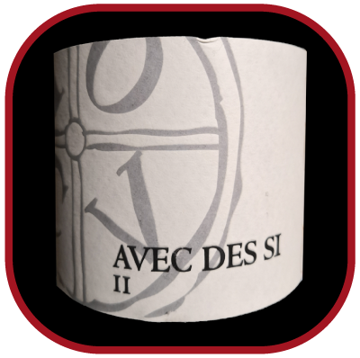 Avec des si, le vin du Château Mas neuf pour notre blog sur le vin