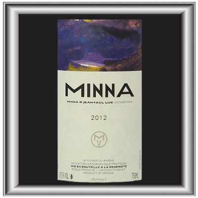 Minna 2012, le vin du domaine Villa Minna Veynard pour notre blog sur le vin