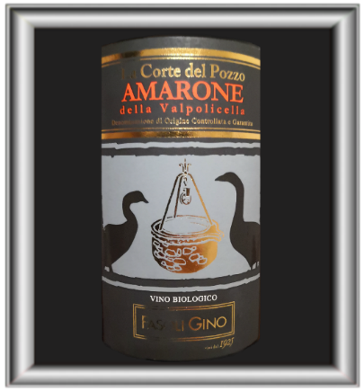 La corte del Pozzo 2014, le vin du domaine Fasoli Gino pour notre blog sur le vin