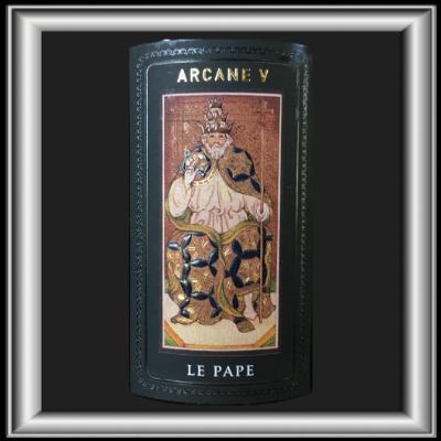 Arcane V Le Pape 2010, le vin de Xavier Vignon pour notre blog sur le vin