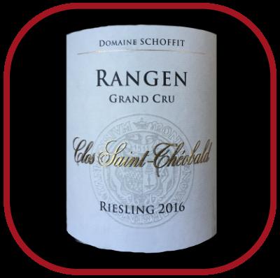 Clos St Théobald Riesling 2016, le vin du domaine Schoffit pour notre blog sur le vin