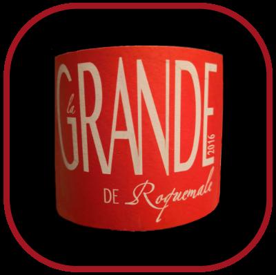 La Grande 2016, le vin du Domaine de Roquemale pour notre blog sur le vin