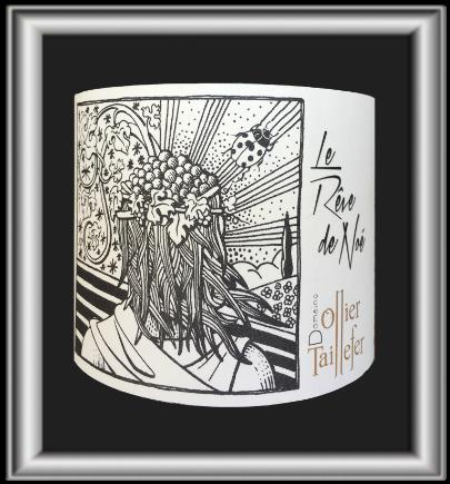 Le rêve de Noë 2015, le vin du domaine Ollier-Taillefer pour notre blog sur le vin