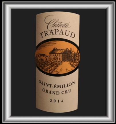 Chateau Trapaud 2014 le vin du Chateau Trapaud pour notre blog sur le vin