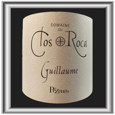 Guillaume 2018, le vin du domaine Clos Roca pour notre blog sur le vin
