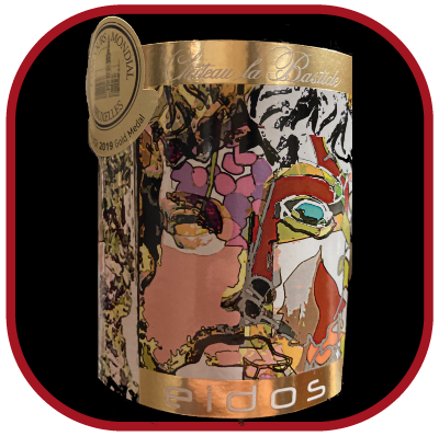 Eidos 2016, le vin du château La Bastide pour notre blog sur le vin