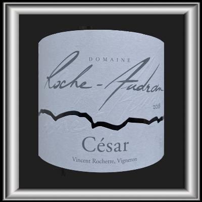 César 2018, le vin du domaine Rocha Audran pour notre blog sur le vin