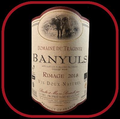Rimage 2018, le vin du domaine Traginer pour notre blog sur le vin
