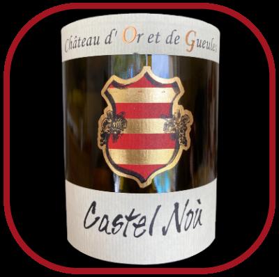Castel Nou 2016, la cuvée du Château d'Or et de Gueules pour notre blog sur le vin