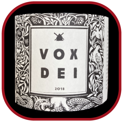 Vox Dei, le vin du château Vieux Moulmin pour notre blog sur le vin