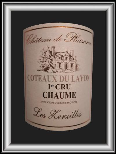 Les Zerzilles 2017, le vin du château de Plaisance pour notre blog sur le vin