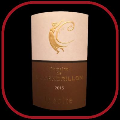 Inédite 2015, le vin du domaine de la Cendrillon pour notre blog sur le vin