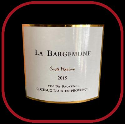 Cuvée Marina 2015, le vin du domaine La Bergemone pour notre blog sur le vin