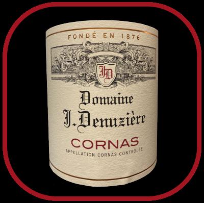 Cornas 2017, le vin du Domaine Denuziere pour notre blog sur le vin