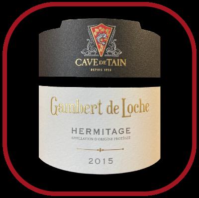 Gambert de Loche 2015, le vin de la cave de Tain pour notre blog sur le vin